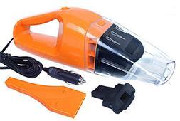Fensng 4th Gen Car Vacuum, DC 12V Car Vacuum Cleaner High Po