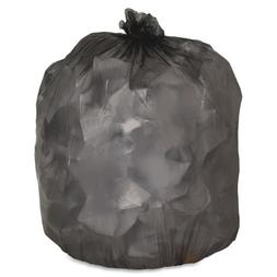 Genuine Joe GJO70422 Low-Density Trash Can Liner, 56 gallon