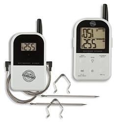 Grill Grate Et732 White Bbq Wireless Smoker Meat Thermometer