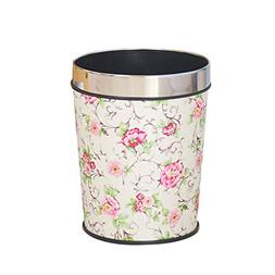 Trash Can GX 6L Skin Leather Household, Suitable Fashion Cre