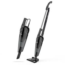 SOWTECH Stick Vacuum 2 in 1 Lightweight Corded Upright and H