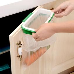 hanging type plastic garbage can bracket stand
