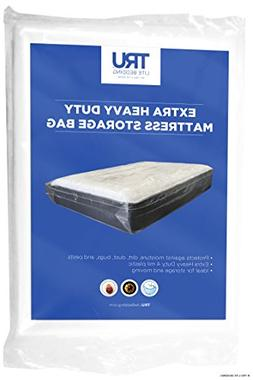 TRU Lite Mattress Storage Bag - Mattress Bag for Moving - He