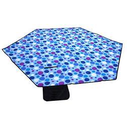 DMGF Hexagonal Picnic Blanket Tent Mat Waterproof Sandproof