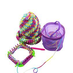 Cinhent Home 1PC New Mesh Bag Lightweight Portable Yarn Croc
