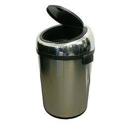 iTouchless 23 Gallon Stainless Steel Indoor Touchless Garbag