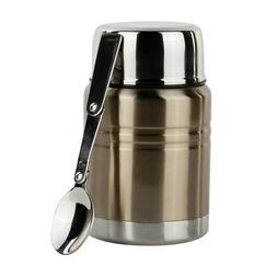 insulated food thermos and meal container