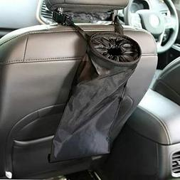 IPELY Car Vehicle Back Seat Headrest Litter Trash Garbage Ba