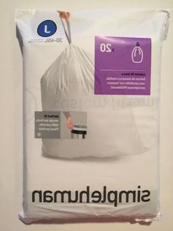 j plastic trash can liners j 8