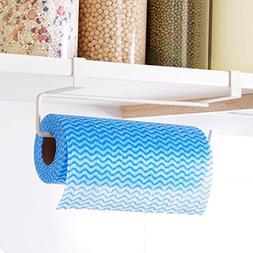 GEZICHTA Kitchen Bathroom Tissue Holder Roll Paper Hanger Ca