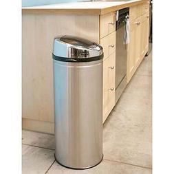 iTouchless Kitchen Motion Sensor Garbage Trash Can Bin 13 Ga