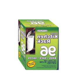 Extrufix 3 Gallon Kitchen Rack Bags 96 Count