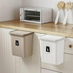 Kitchen Trash Can Hanging Garbage Bin Home Office Automatic