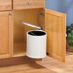 Kitchen Under Sink Cabinet Trash Waste Garbage Can Pull Out