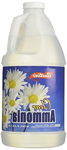 00051 Ammonia Clear 64oz - Multipurpose Cleaner for Laundry