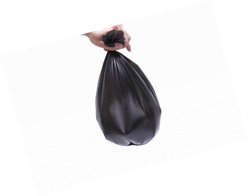 1.2-1.5 Gallon Bags, Black Bag , Wastebasket Counts