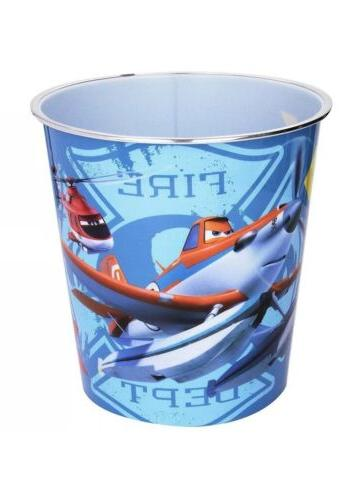 10 disney planes fire and rescue wastebasket