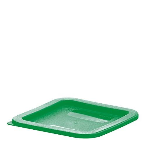 1074008 storplus green polyethylene lid