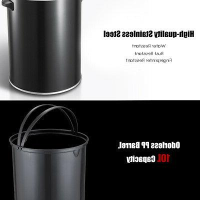 Automatic Sensor Can Stainless Waste Garbage Basket