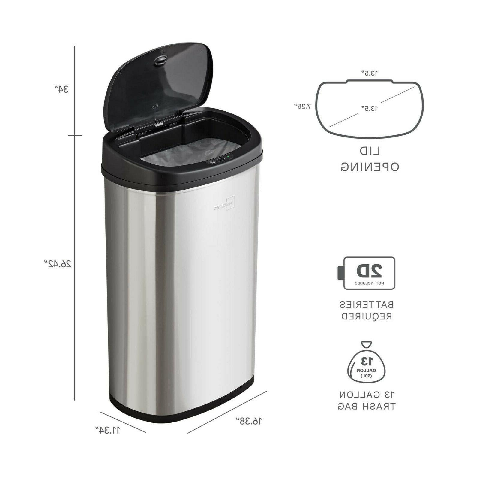 Mainstays, 13.2 Gal/50 L Can,