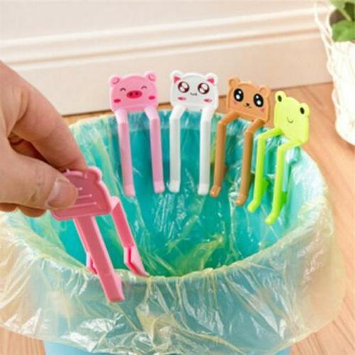 2 Garbage Can Waste Trash Can Bag Prevent
