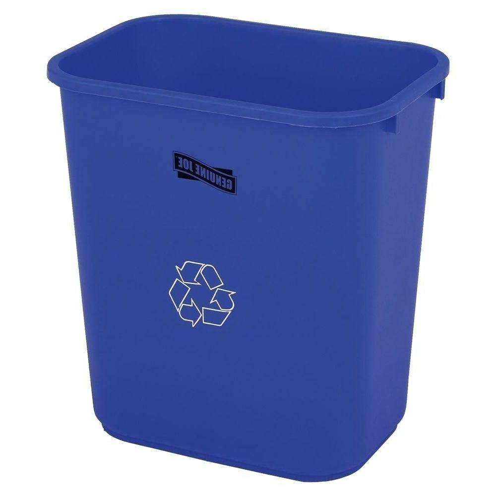 2qt recycle wastebasket