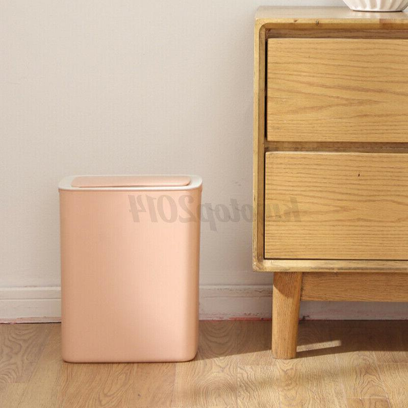 3 IN 13L Rechargeable Automatic Trash Can Bin