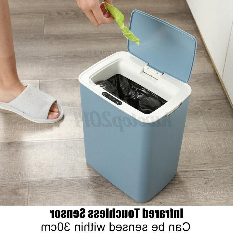 3 IN Rechargeable Trash Garbage Bin