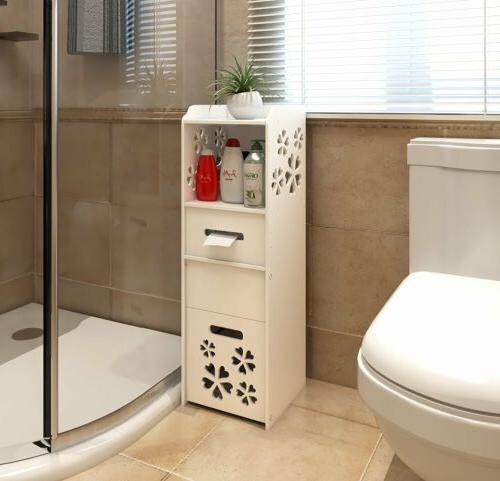 3-Tier Bathroom Cabinet Rack Organizer