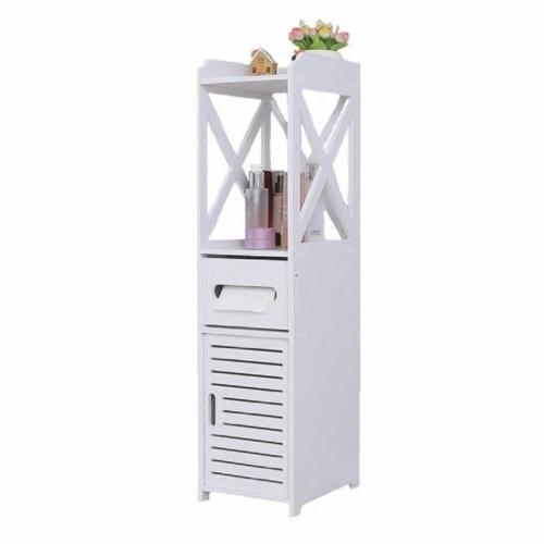 3-Tier Rack Free Standing Organizer Can