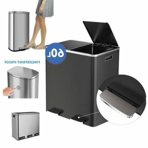 30 l 60 l step on trash