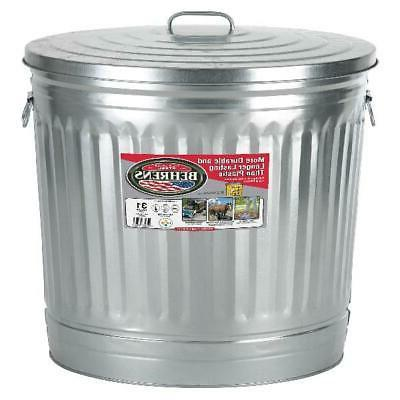31 Gal. Round Can Garbage Disposal
