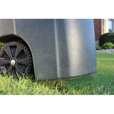 Toter Heavy Duty Garbage Bin Cans With And