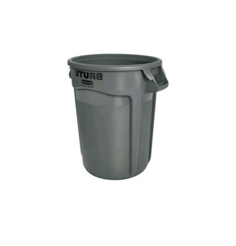 32 Commercial Heavy Duty Round Garbage Container Waste