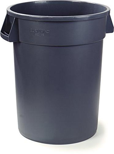Carlisle Waste Only, 32 Gallon, Gray
