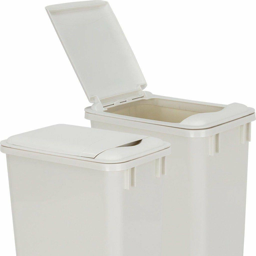 35 qt plastic replacement pull out garbage