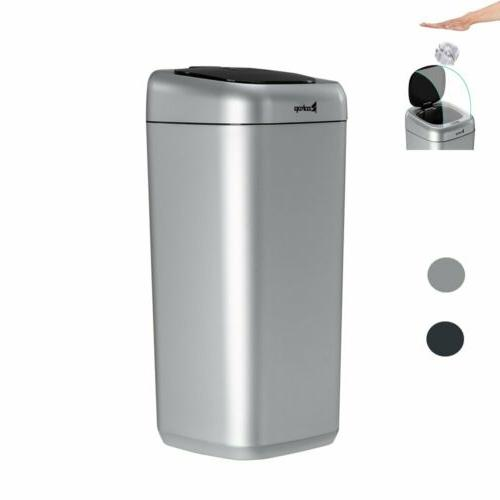 35l automatic trash can touchless infrared motion