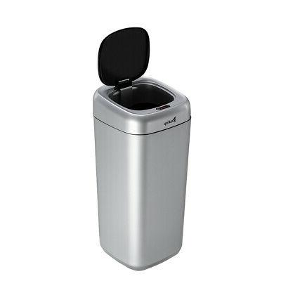 35L Trash Can Touchless Sensor Automatic Touch Free