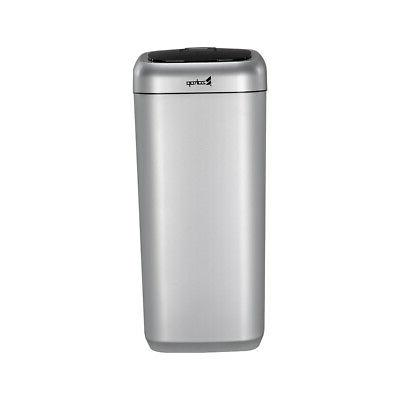 35L Trash Can Garbage Touchless Sensor Automatic Stainless Touch Free