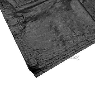 "50 Pcs Bags 51""×59"" Can Bag Black"