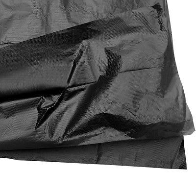 "50 Bags 64 Gallon Toter 51""×59"" Heave Garbage Can"