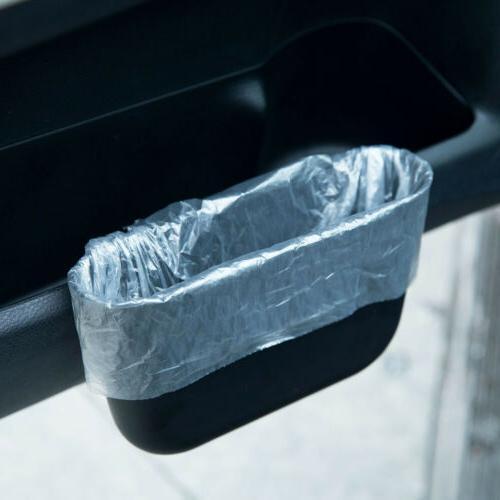 10Rolls Disposable Car Garbage Wastebasket