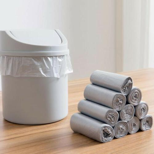 10Rolls  Plastic Disposable Car Garbage Can Trash Bags Waste