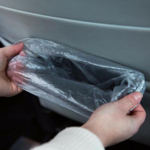 10Rolls Plastic Garbage Wastebasket