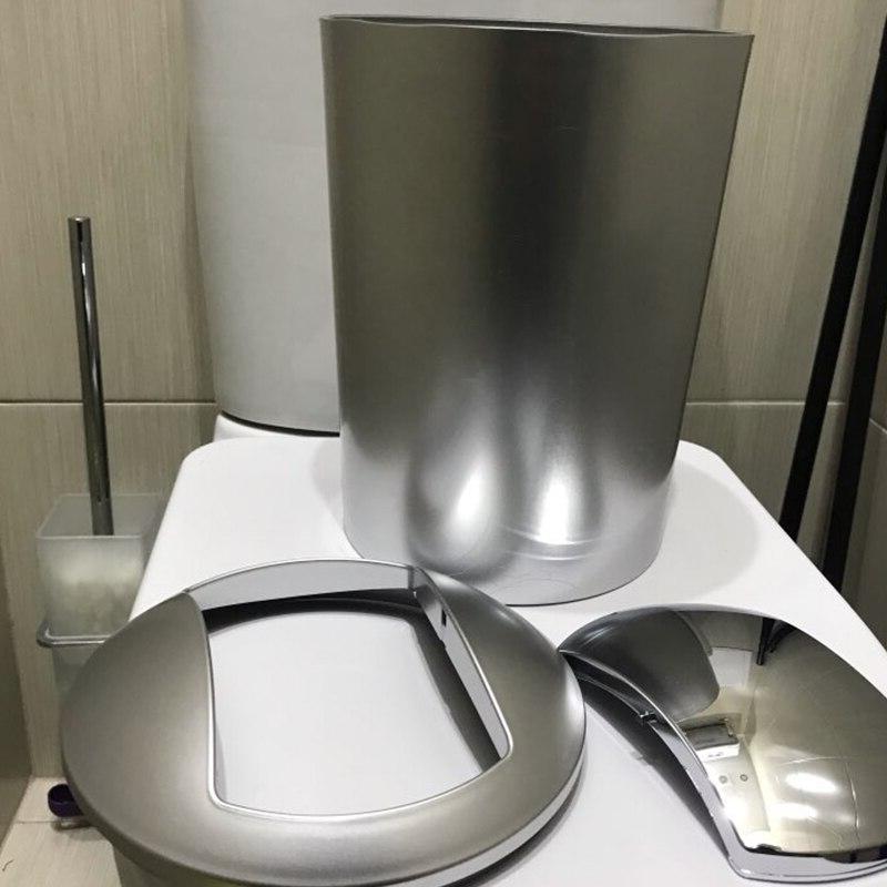 6.5L Bathroom Style Trash Storage Bin