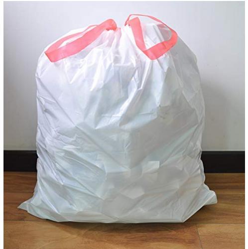US 60ct Bags Trash Garbage Can Liner