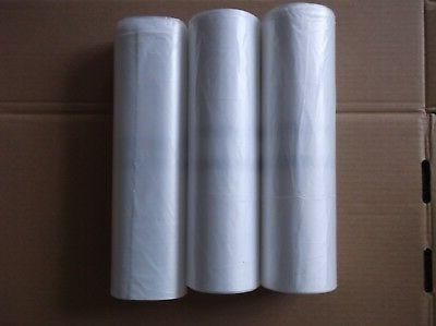66ct,45 gallon.garbage bag,trash can liner,clear natural color