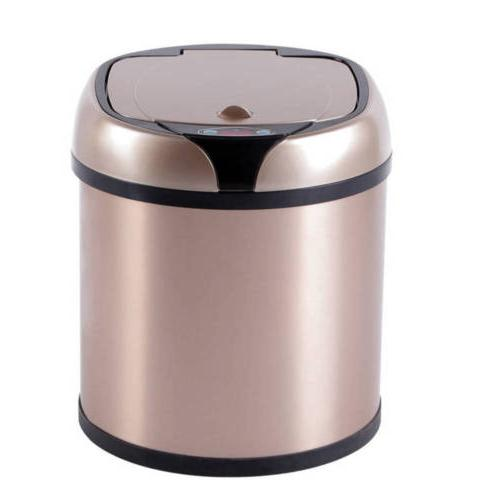 6l 8l smart trash can home touchless
