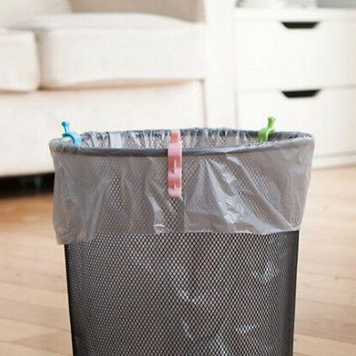 6X Waste Bag Clamp Household PF