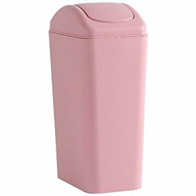 8 liter 2 gallon compact plastic bathroom